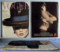 Vogue Magazine - 1963 - April 15th
